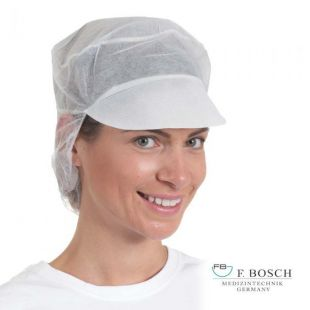 Cap with Visor and Snood (100 pieces)