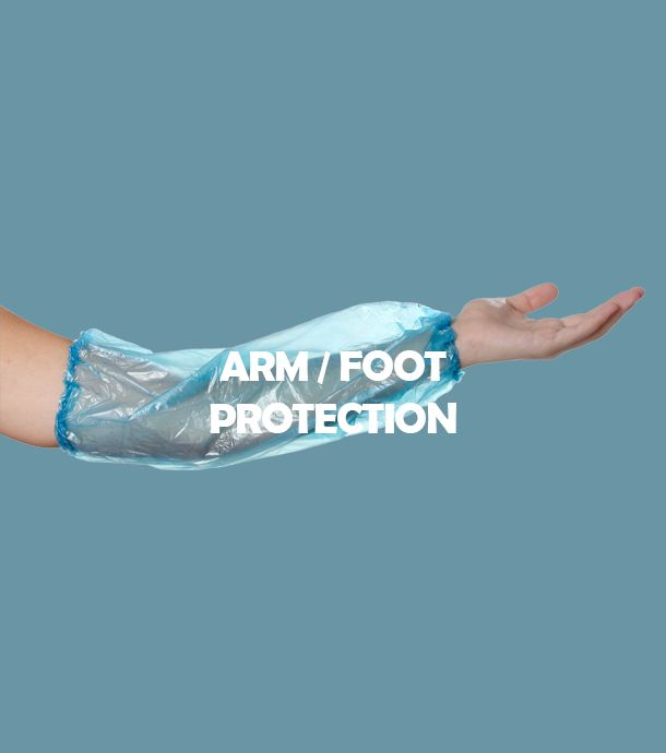 ARM/FOOT PROTECTION